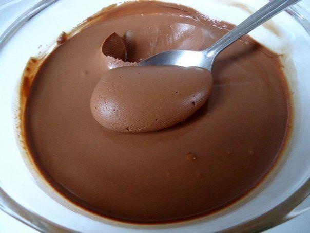 Lahodný čokoládový krém