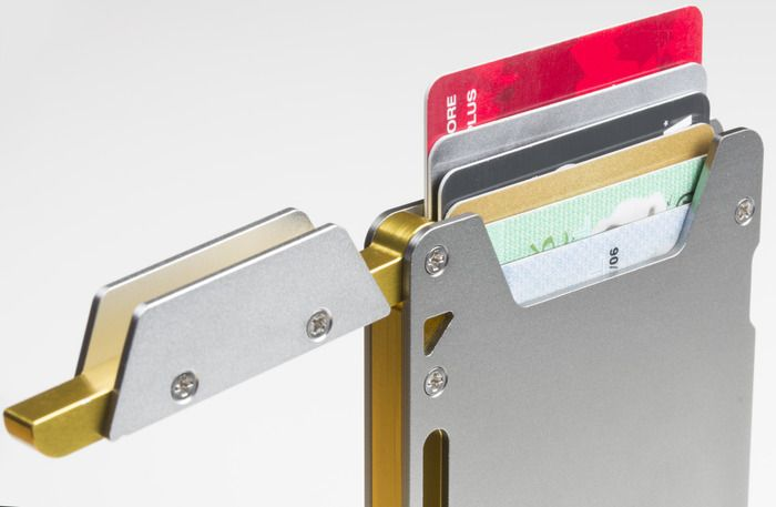 HFS Dial Slim Wallet & Card Case by HFSDial — Kickstarter