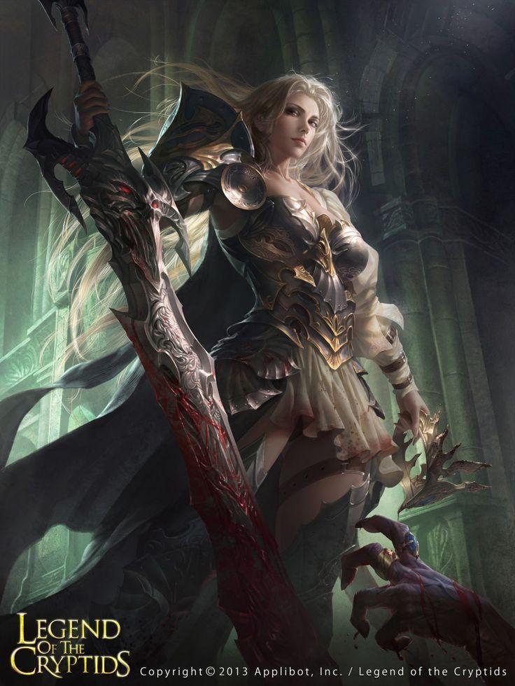 legends fantasy art - photo #2