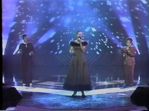 Stellar Awards 1997 - Yolanda Adams, Shirley Caesar, Dottie Peoples
