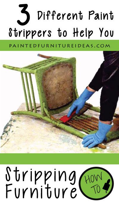 3 Different Paint Strippers To Help You