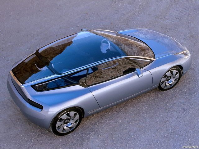 Citroën C Airdream Concept Car, 2002