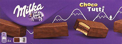Milka Biscuits fourrés au Chocolat Choco Tutti 180 g: Descriptif technique Marque : MILKA Cet article Milka Biscuits fourrés au Chocolat…