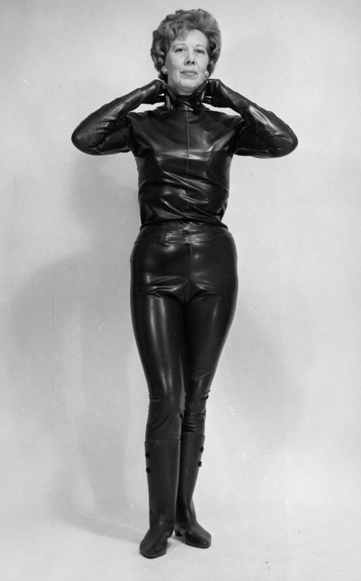 From Rubber News In The 1960s Black And White Vintage