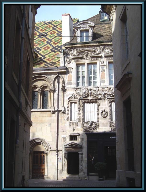 Dijon, Bourgogne, France Copyright: Beata Knop