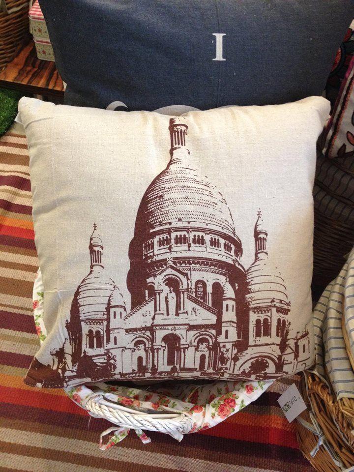Architecture Eco Jute Cushion