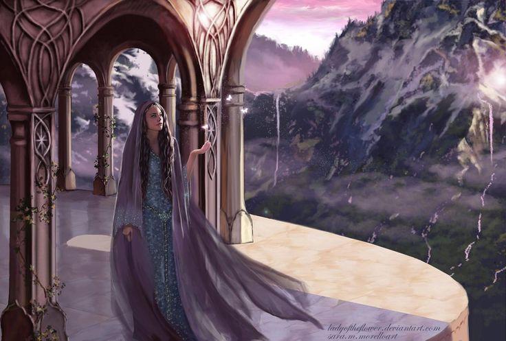 Arwen  by ladyoftheflower
