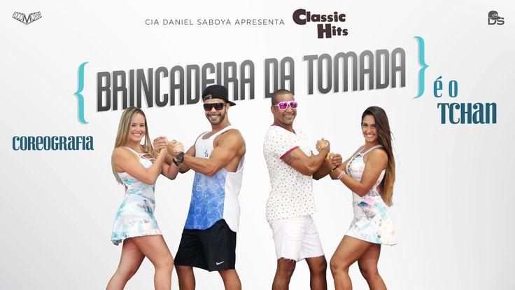 Brincadeira da Tomada - É O Tchan (Renatinho da Bahia) Classic Hits Cia ...