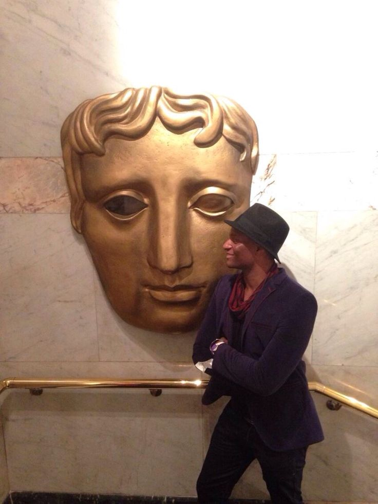 Ashon Spooner at BAFTA to discuss how #Phundee is #EmpoweringEntertainment & arts through #crowdfunding
