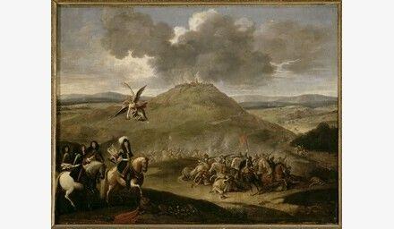 Prise de Montmédy, 6 août 1657 / Simon de Larminois