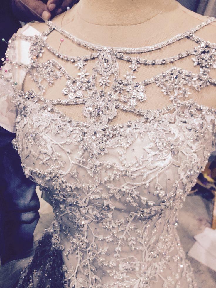 Dress details  @mymischa by Marisa Purnama  Marisa@mischafashion.com