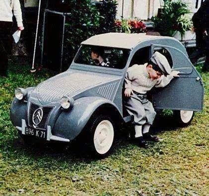 Just a car guy : pedal car