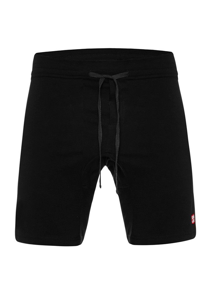 100% cotton men's yoga shorts. Ideal for a hot or dynamic practice. Designed in NZ, made in Bali. WE'AR yoga couture. Consciously made mens active wear, tested by the best.