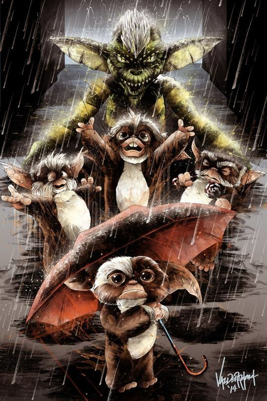 Gremlins....loved it!!!!