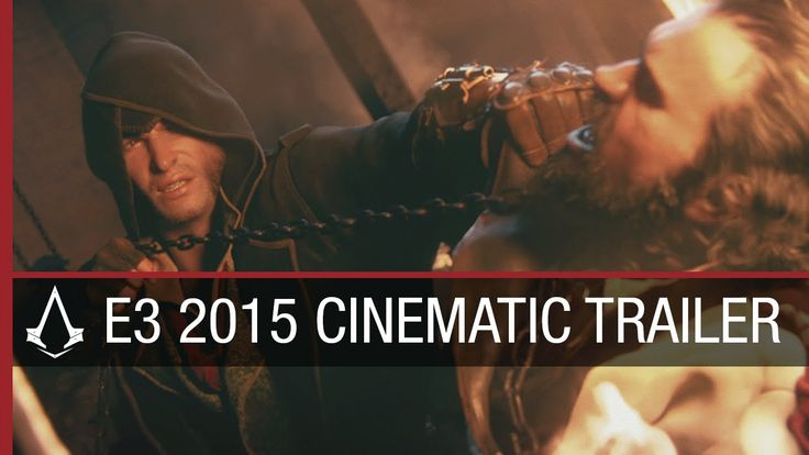 Assassin's Creed Syndicate E3 Cinematic Trailer [US] <<<--- HOLY CRAP! WATCH IT! WATCH IT AGAIN!