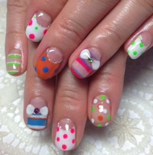 creative nail arts nail design ideas 2015 - Nail Design Ideas 2015