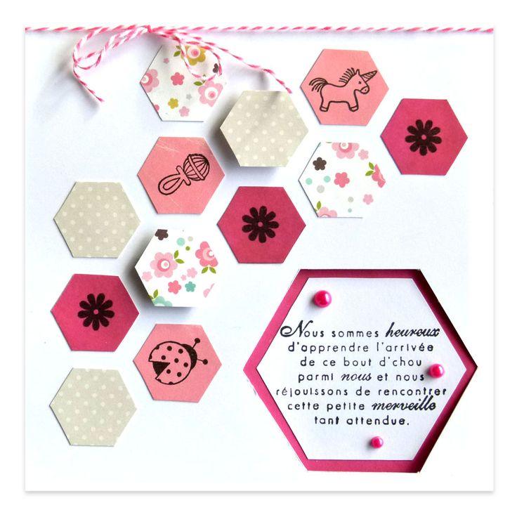 Exceptionnel 31 best Cartes Félicitations Naissance images on Pinterest | Save  SH65