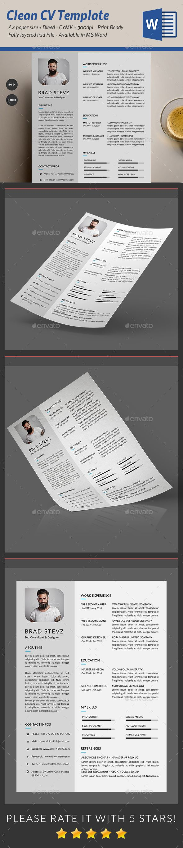 Functional Resume Template Microsoft%0A Cv  Resume  Resumes Stationery