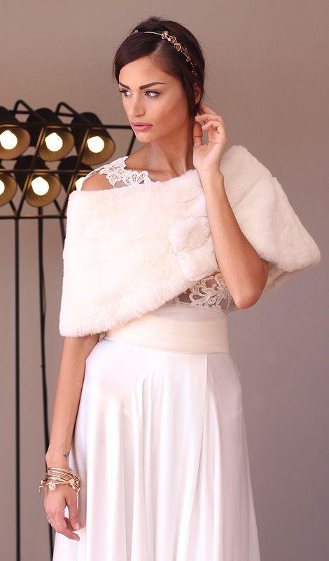 Orylag Stole - Elsafur #elsafur #fur #furs #furcoat #coat #cappotto #peliccia #pellicce #bridal #minkjacket #furcape #sablefur #sablejacket #sablecoat #minkcoat #chinchillafur #orylagjacket #orylagstole #furstole