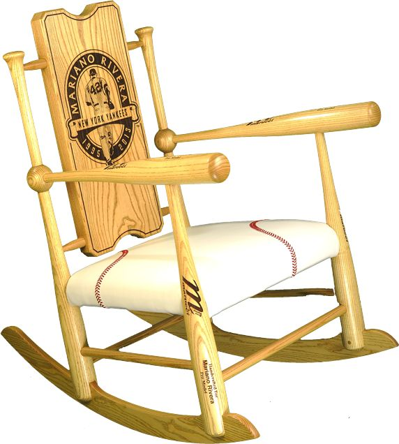 Superb Original Custom Made Genuine Baseball Bat Rocking Chairs | Supple Rockers |  Taylor | Pinterest | Baseball Bats, Rocking Chairs And Rockers