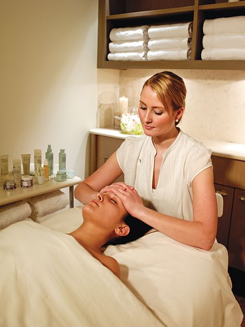 Treat her to a Liz Earle Signature Facial...A firm favourite with customers, this treatment blends pure luxurious pampering with technical expertise. The ultimate bespoke facial, our intensive, deep-cleansing treatment ensures exceptional results whatever your age or skin type.