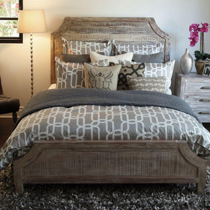 Kosas Home Amelie Panel Bed & Reviews | Wayfair