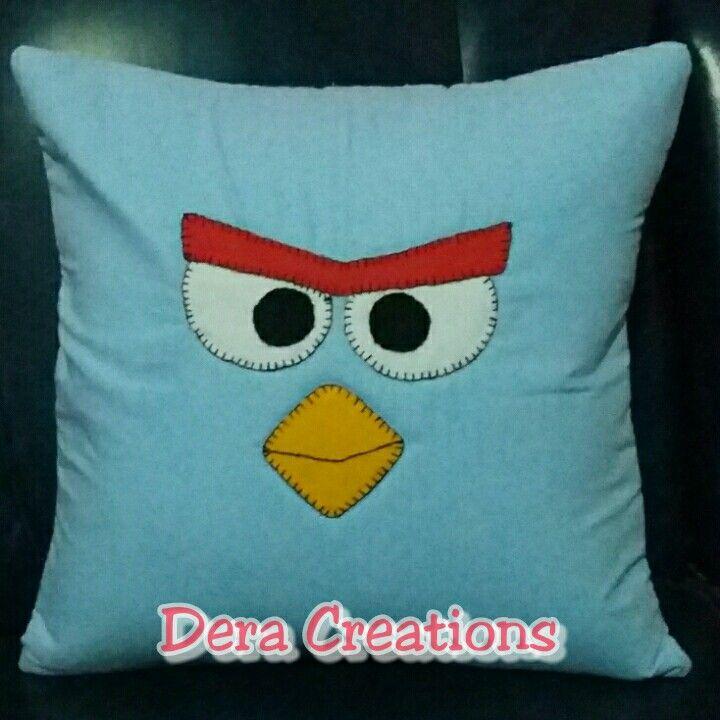 Bantal ruang tamu Angry Bird