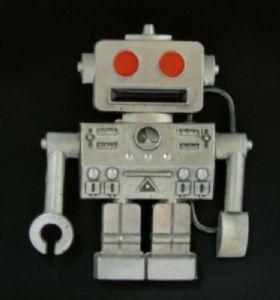 COOL 3D RED EYE FUTURE ROBOT BELT BUCKLE #robot #robotbuckle #robotbeltbuckle #coolbuckles #beltbucke #buckles