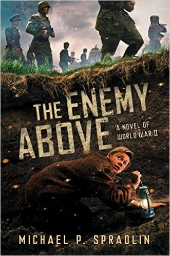 24 best lest we forget images on pinterest books 2016 2017 books kiss the book the enemy above by michael spradlin fandeluxe Images