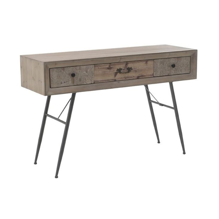 Wooden Console - inart