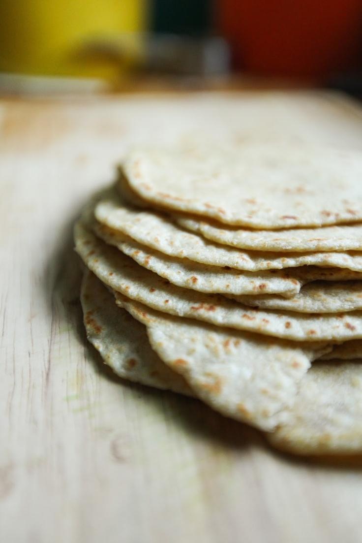 from the nato's: whole wheat tortilla recipe | Make it!!!