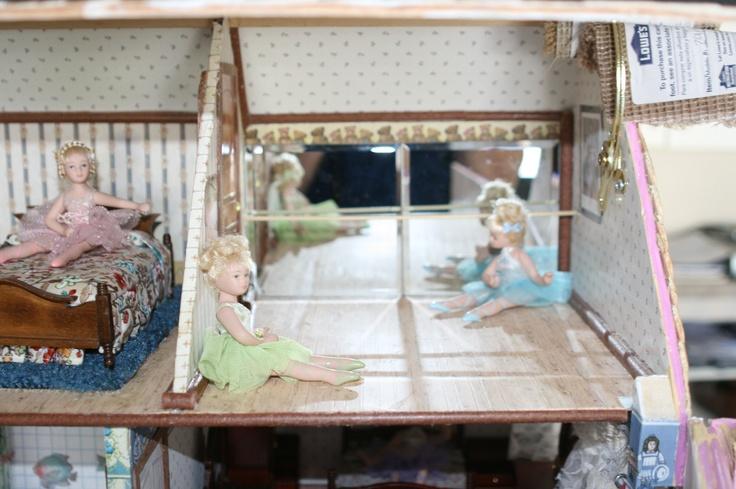 Dollhouse Ballet Room