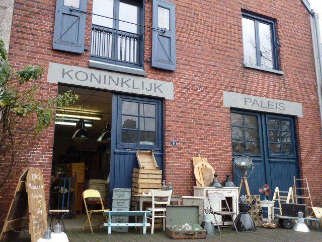 Unieke industriële, vintage en designmeubels in Meubelatelier Koningsstraat 5 in Breda