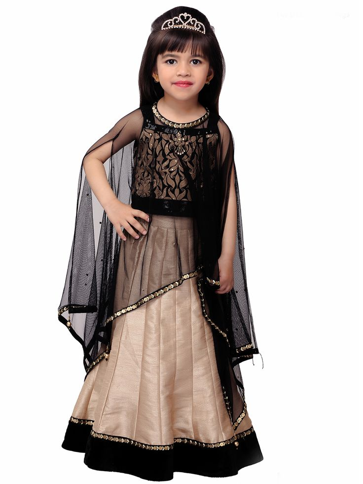 Raw Silk Beige Party Wear Lehenga Choli #ethnic #indianethnicwear #fashion #glamorous #celebstyle #kidsfashion #kidsstyle #kidsclothes #celebritykids #kidsethnicwear #fashion #Style #trendy #bestseller #fashionforall #collection #festiveseason #getthislook #couture #bedifferent #standout #wedding #weddingdress #occasions