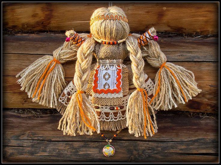 Кукла «Желанница» - кукла-помощница в воплощении мечты и желаний.