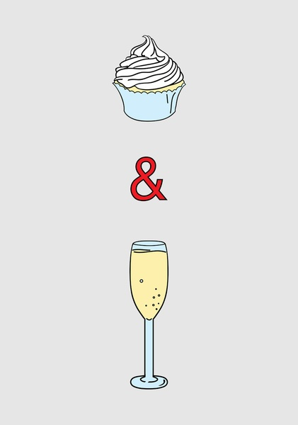 Cupcakes & Champagne