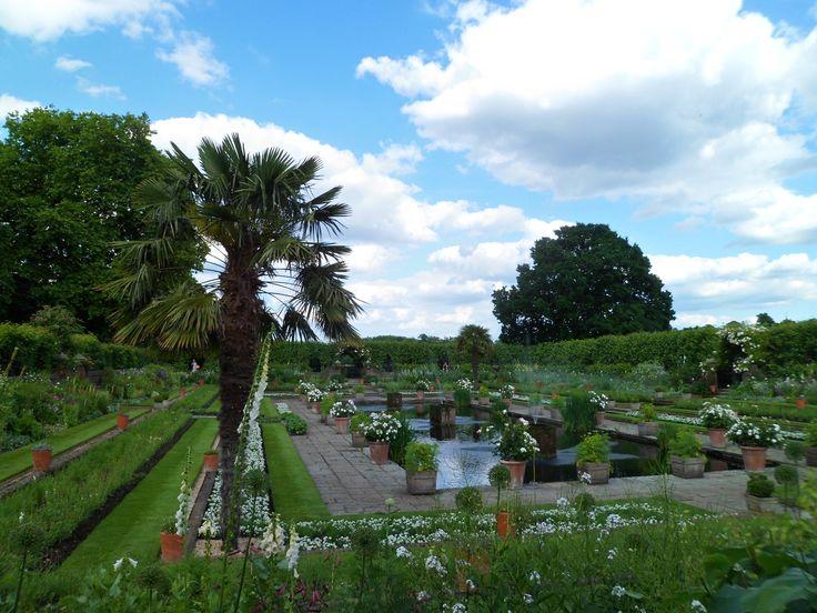 London,Kensington Garden