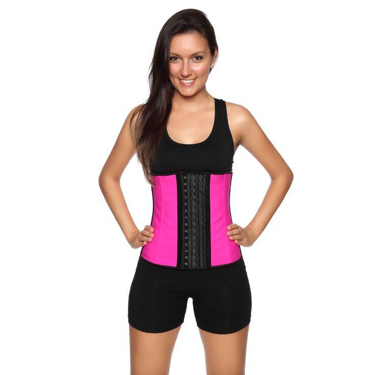 Pink Waist Trainer from www.aussiewaisttrainer.com