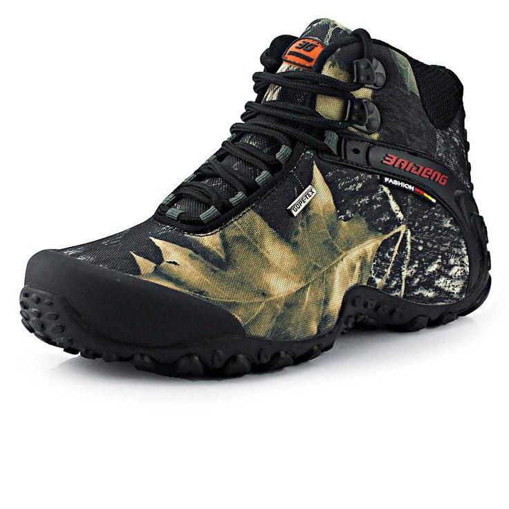 Мужские ботинки для туризма и активного отдыха со скидкой