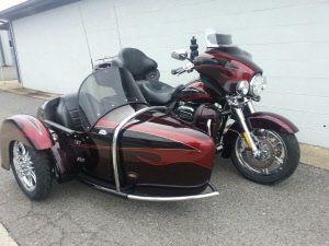 Sidecar Harley Davison Heritage
