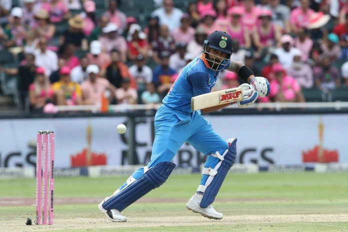 Virat Kohli becomes the highest run scorer as a captain for India in an overseas tour