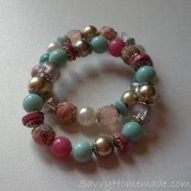 Making Homemade Bracelets