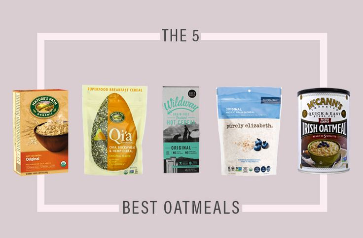 Delicious and tasty oatmeals to start your day.