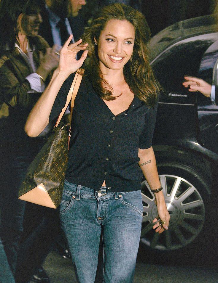 New Angelina Jolie | Angelina Jolie égérie Louis Vuitton - Grazia