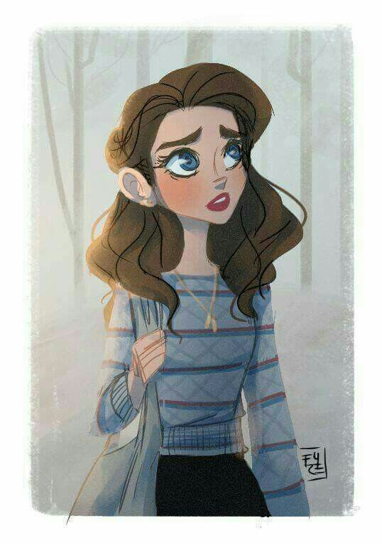 Nancy Wheeler Fanart.