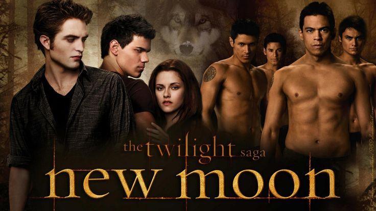 New Moon Stream English