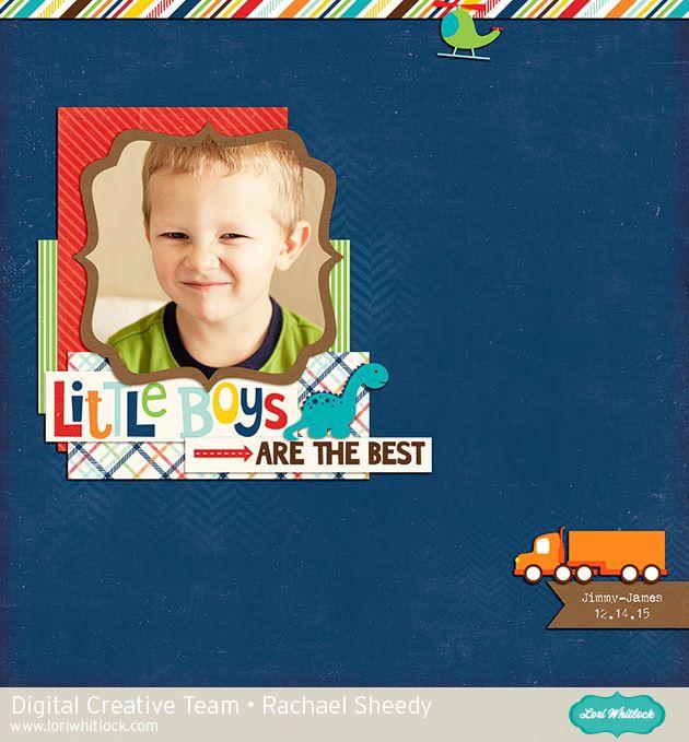Digital layout by designer Rachael Sheedy featuring Lori Whitlock's Layering Labels kit available at www.snapclicksupply.com #digitalscrapbooking #snapclicksupply