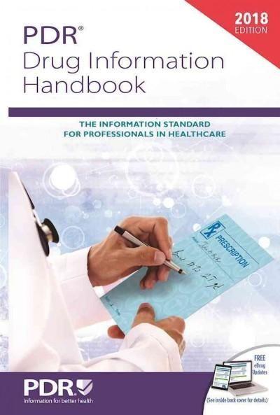 PDR Drug Information Handbook 2018