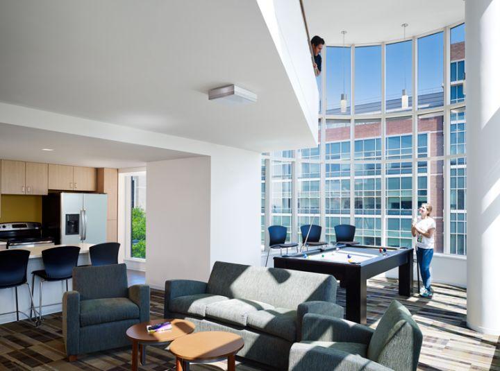 De Nobili Hall | Solomon Cordwell Buenz (SCB) Architecture | Student Housing  | Pinterest | Solomon, Loyola University Chicago And Student House Part 85