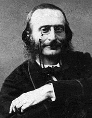 Jacques Offenbach (1819-1880) - French composer